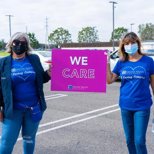 A Virtual Culture of Care – The Caring Campus Initiative