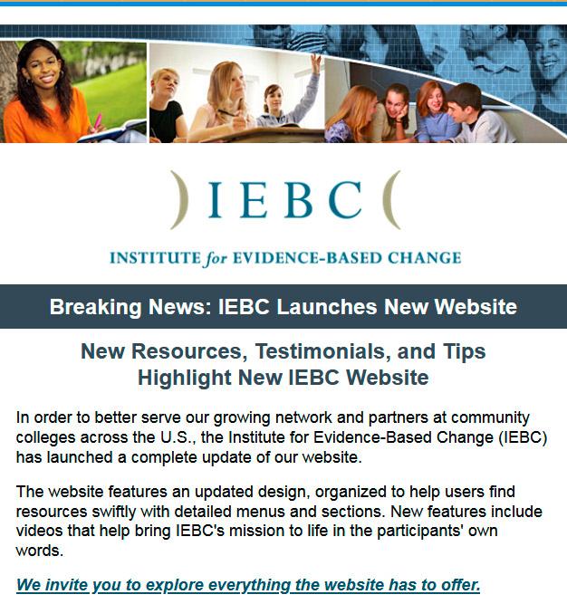 IEBC Launches New Website